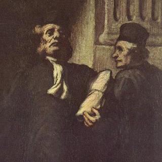 두 명의 변호사