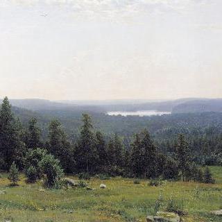 원경, 카마 강