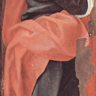 복음서 저자 성 요한, 일부조각