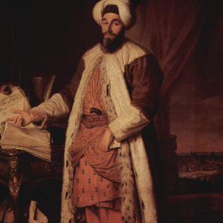 사이드 파샤의 초상