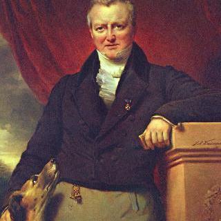 아드리안 판 데르 호프 (1778-1854)의 초상