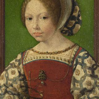 소녀의 초상 (부르고뉴의 자클린 또는 덴마크의 도로테아)