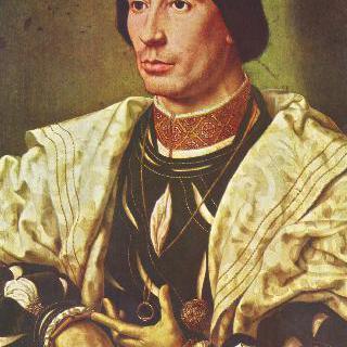 부르고뉴의 신분 높은 남자의 초상 (부르고뉴의 보두앵의 초상)