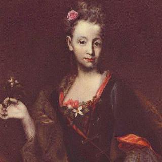프란치스카 부신의 초상