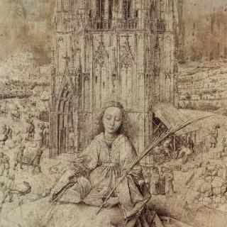 성 바르바라