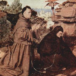 성 프란체스코의 성흔 인각