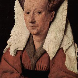 얀 반 에이크의 부인, 마르가레타 반 에이크의 초상