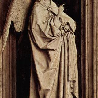 수태고지의 천사 (튀센의 수태고지)