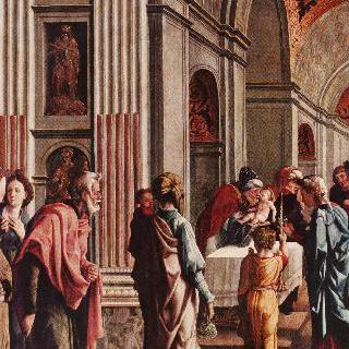 성전에서의 봉헌