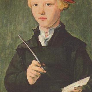 열두 살짜리 학생의 초상