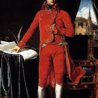 나폴레옹 보나파르트의 제1집정관 시절 초상