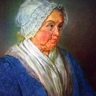 사라 힌로펀의 초상