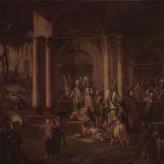파트로나 할릴의 봉기 동안 벌어진 장관 살해