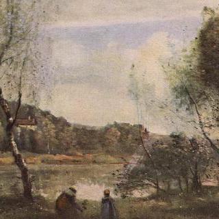 빌 다브레이의 연못