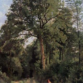 빌 다브레이의 숲어귀