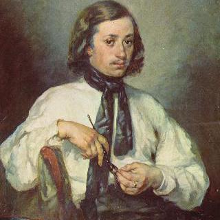 아르망 오노의 초상