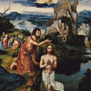 그리스도의 세례