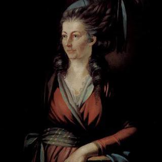 마리아 헤스의 초상