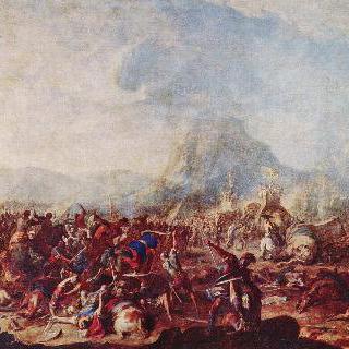 전투 그림