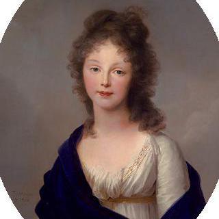 프리드리히 빌헬름 3세의 부인, 프로이센의 루이제의 초상