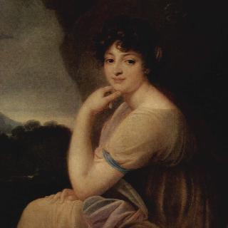 예카테리나 바쿠니나 (1777-1846)의 초상