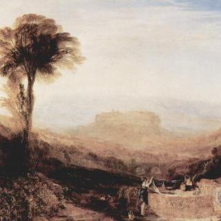오르비에토 풍경
