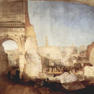 포로 로마노, 존 손 경 박물관을 위한 그림