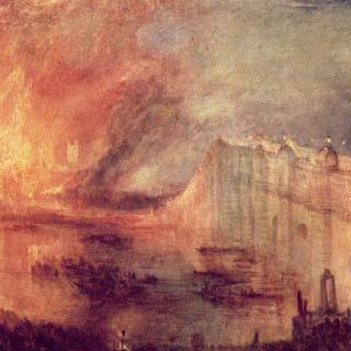국회의사당의 화재