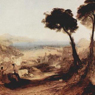 아폴로와 시빌레가 있는 바이아이 만