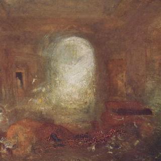펫워스 하우스의 내부