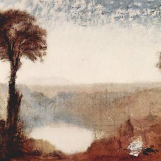 네미 호수