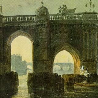 옛 런던 다리
