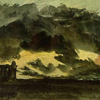 폭풍 속의 파에스툼