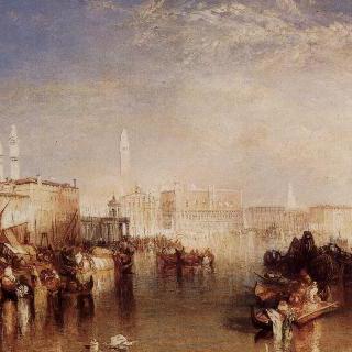 주데카 운하에서 바라본 베네치아