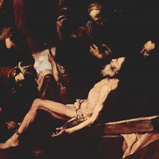성 안드레의 순교