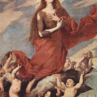 성 마리아 막달레나의 변모