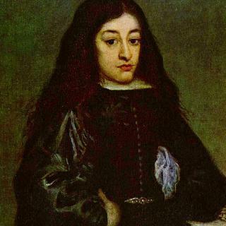 젊은 남자의 초상 (돈 후안 호세 데 아우스트리아)