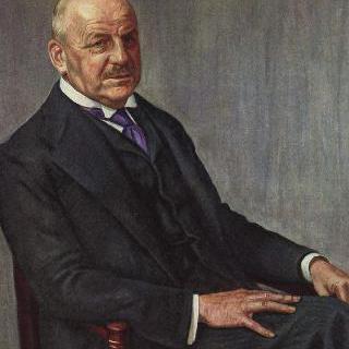 알프레트 리히트바르크의 초상