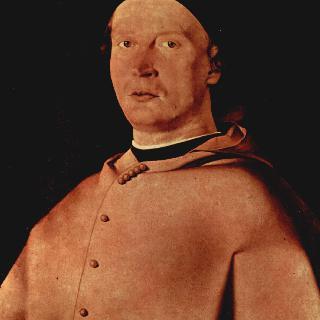 베르나르도 데로시 주교의 초상