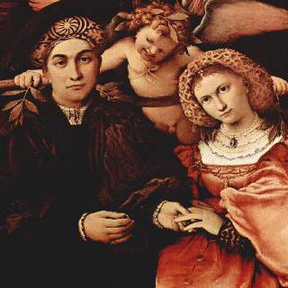 메세르 마르실리오와 그 부인의 초상