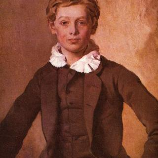 한스 하우볼트 폰 아인지델의 초상