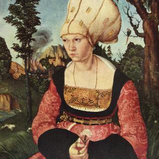 안나 쿠스피니안의 초상