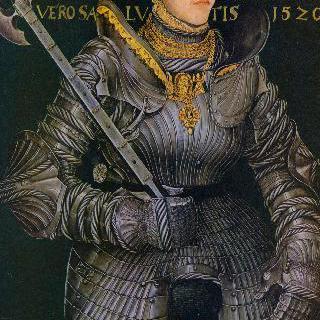 요아힘 2세 (1505-1571)의 선제후 공자 시절 초상