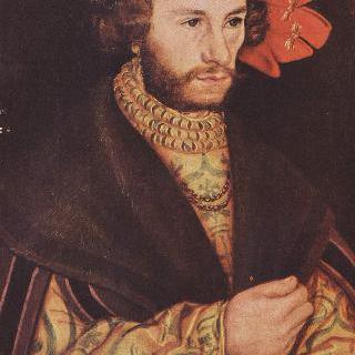 베레를 쓴 젊은 남자의 초상