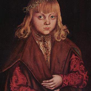 작센 제후의 아들의 초상