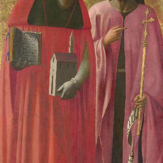 성 세례 요한과 히에로니무스