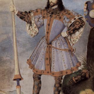 컴벌랜드 백작, 조지 클리포드의 초상