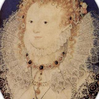 잉글랜드 여왕 엘리자베스 1세의 초상