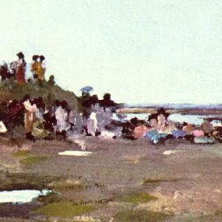 시레트 강변에서