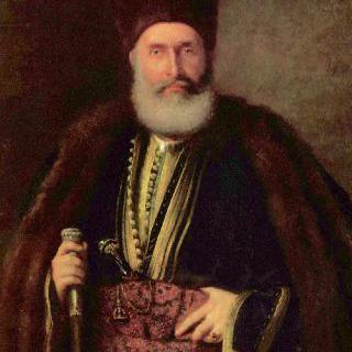 너스투렐 헤레스쿠의 초상